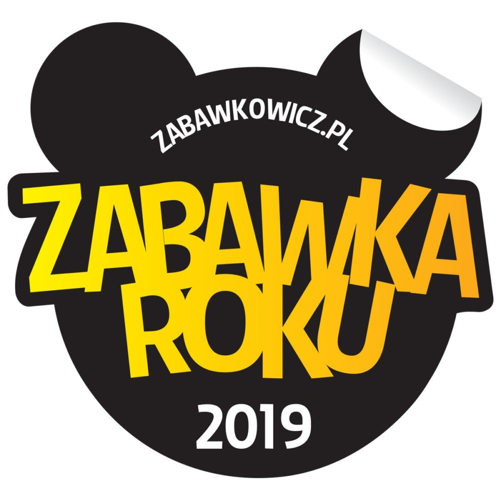 zabawka roku 2019 logotyp