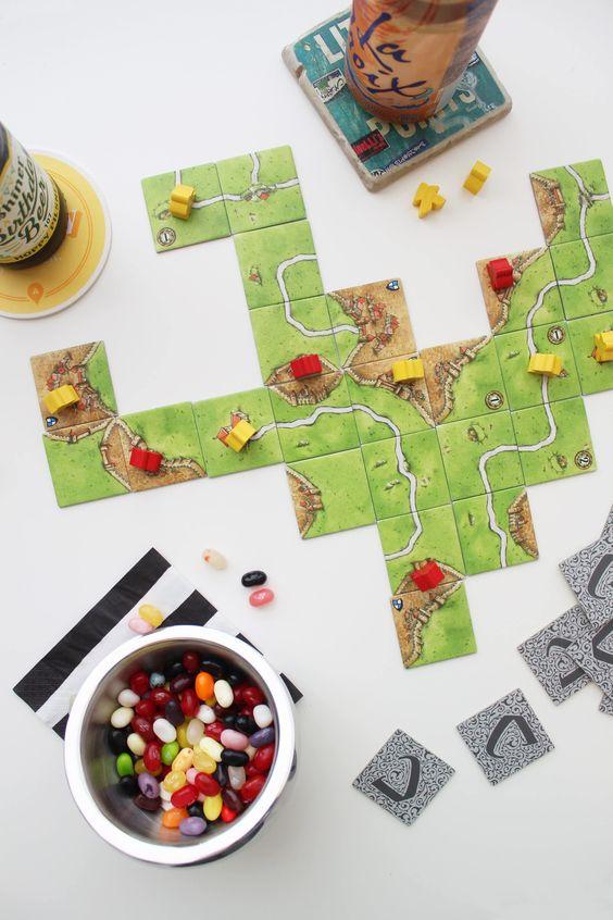 gra w gry planszowe