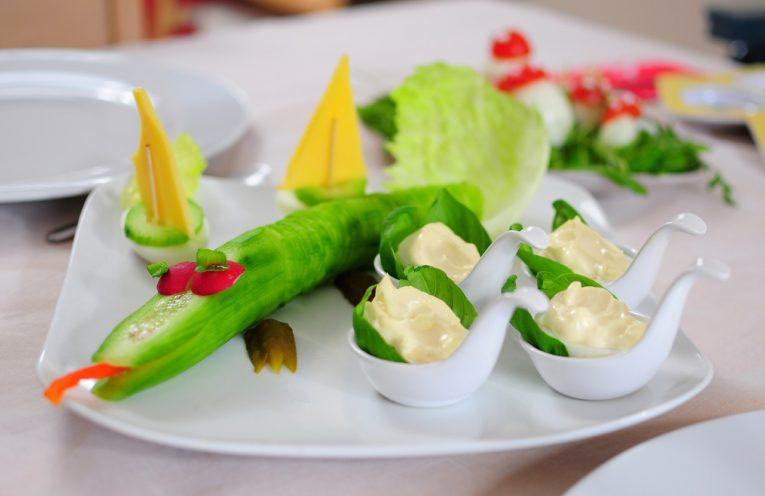 wiosenna dieta dziecka