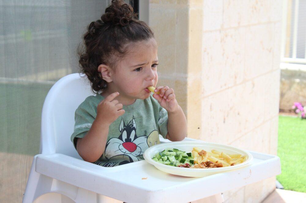 jedzenie u dzieci