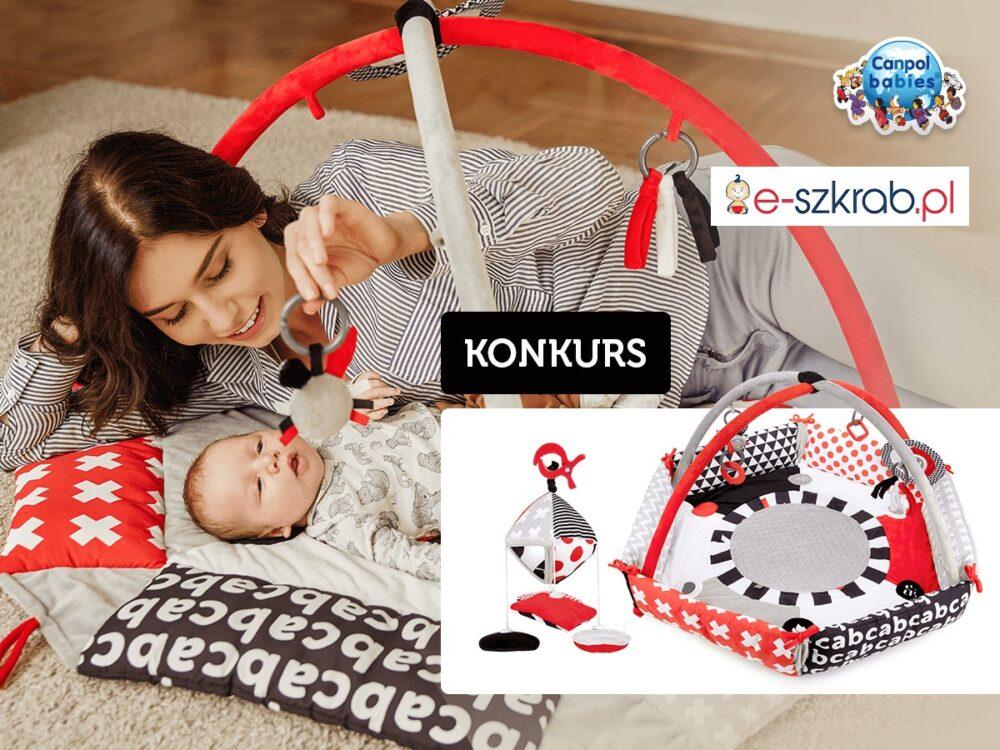konkurs z okazji dnia dziecka wez udzial z zabawie z marka canpol babies