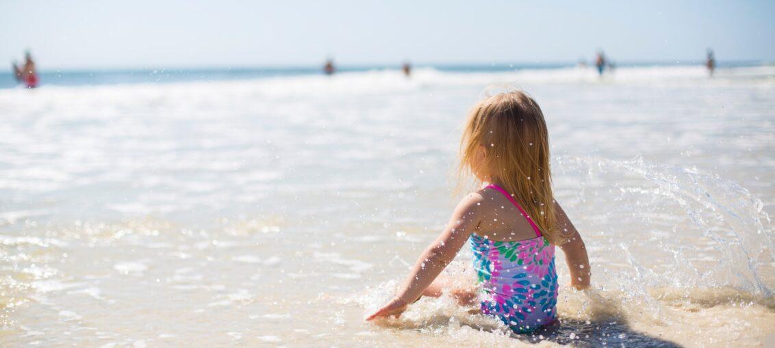 choroba dziecka na wakacjach